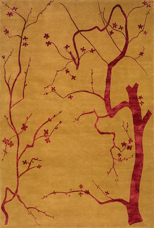 Cherry Blossom, copper