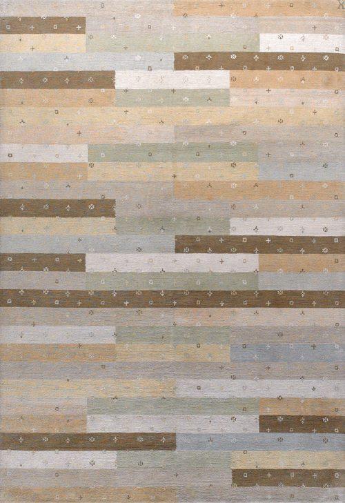 Block sample, pastel