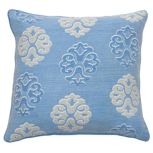 Haveli, cornflower blue