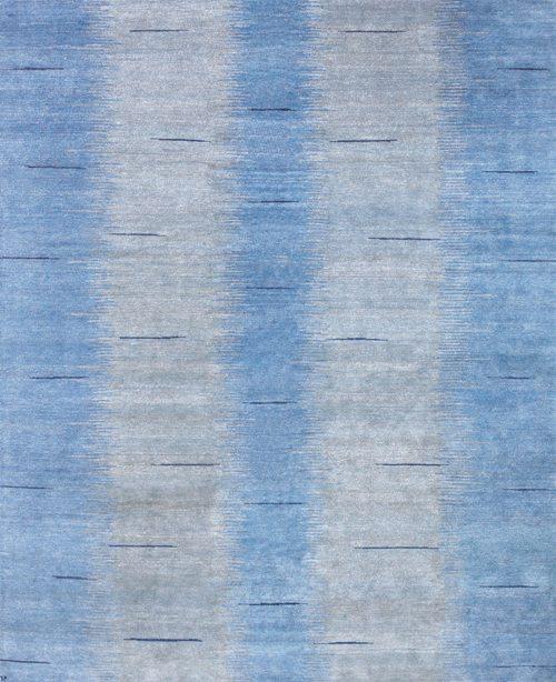 Haze, blue