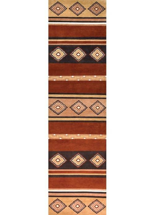 LW11M, dark brown/russet/gold