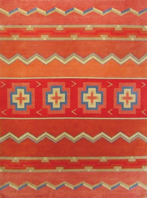 LW12A, red/bright blue (Custom)