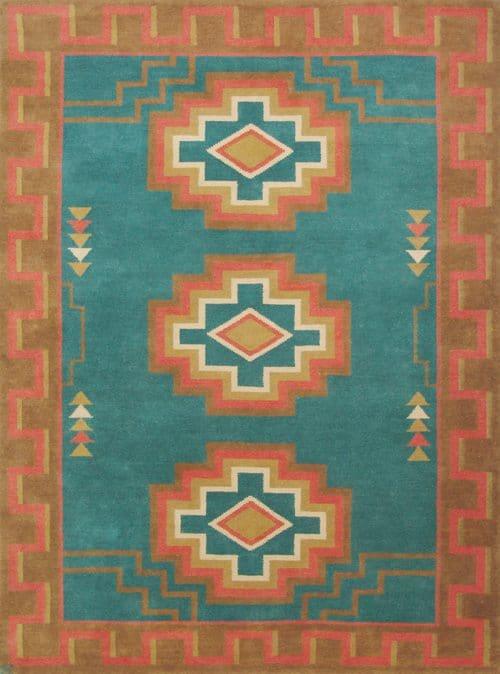 LW30F, turquoise
