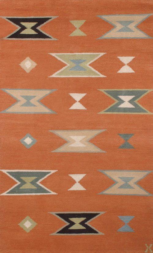 LW37A, terracotta/ebony/teal