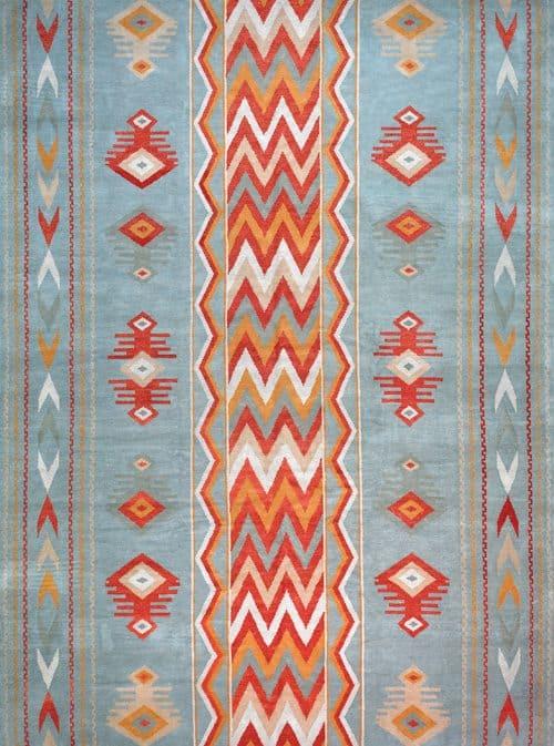 LW53A, grey blue/red