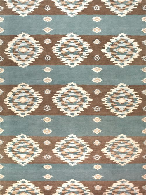 LW56A, brown/turquoise