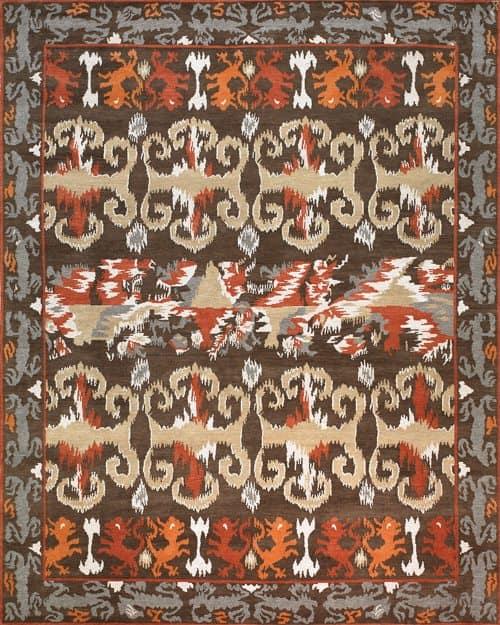 LW63A, brown/russet
