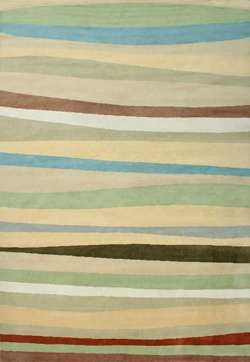 Stripes, beige (Custom)