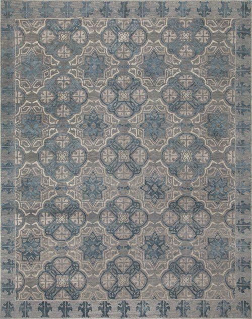 Capistrano, grey/blue