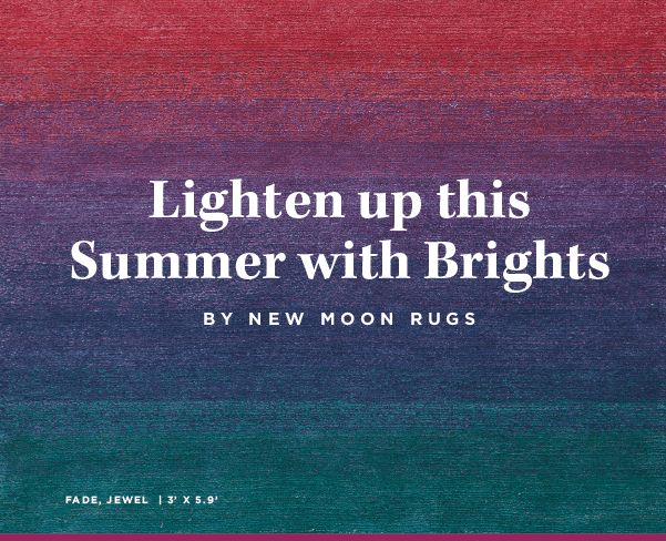 Lighten up the room with Summer Brights