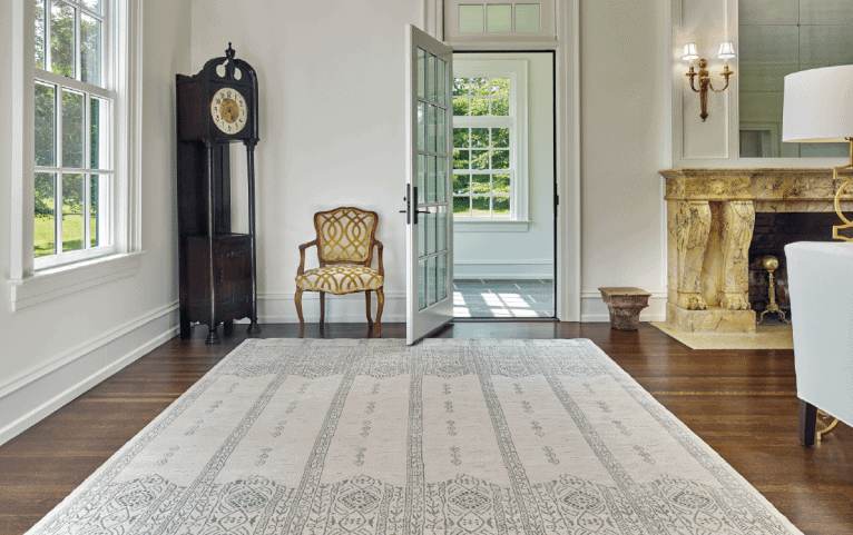 New Moon Rugs featured in High Point's TrendWatch