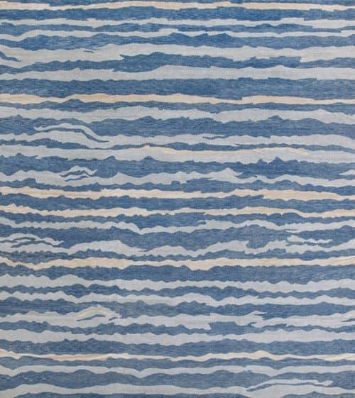 Tigre, sea blue (custom)