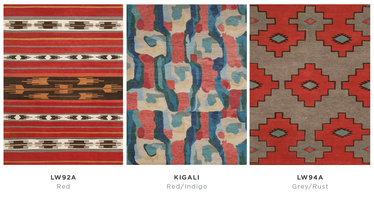 New Moon | Return To Color Rugs 2
