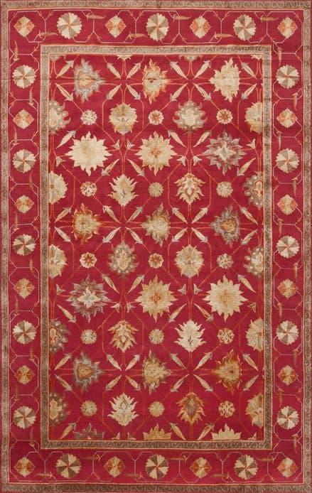 Palmettes, Red (Custom)