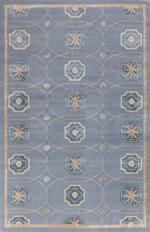 Corinth, blue (custom)