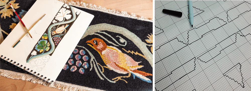 New Moon Rugs Is The Premier Source For Custom Rugs. We Service The Top  Professionals In The Design World, And For Private Clientele We Offer  Absolutely The ...